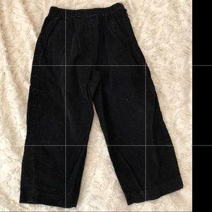 🚫SOLD🚫 Black Cordouroy Pants